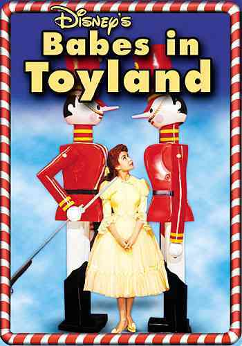BABES IN TOYLAND BY FUNICELLO,ANNETTE (DVD)